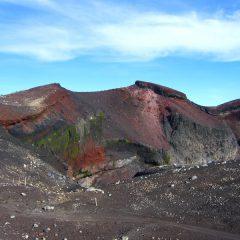 富士山「お鉢巡り」