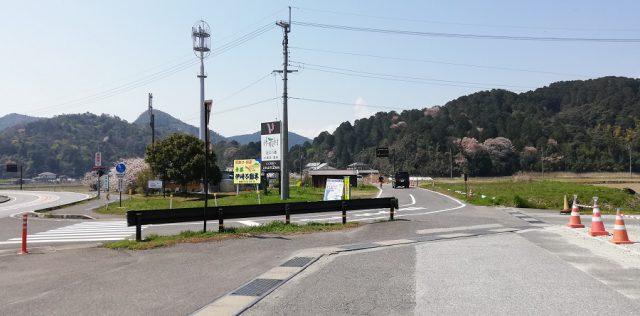 むかし来た道、あの時は琵琶湖一周サイクリング